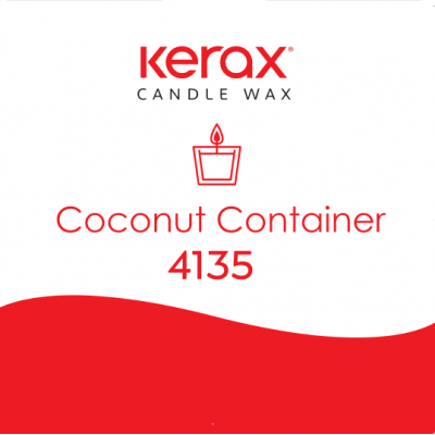 Kerax Coconut Container 4135